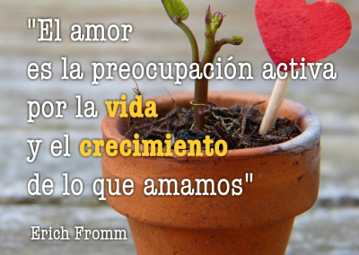 Amor Erich Fromm