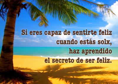 secreto de la felicidad