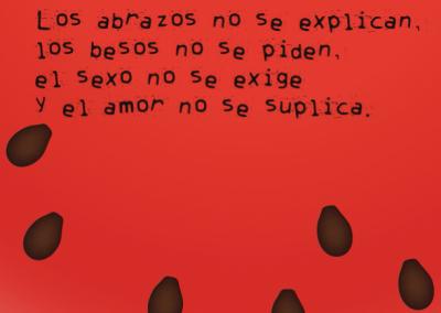 amor no se suplica