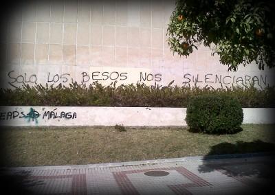 solo los besos nos silenciaran