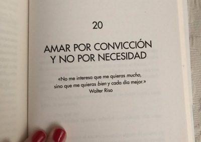 amor por conviccion