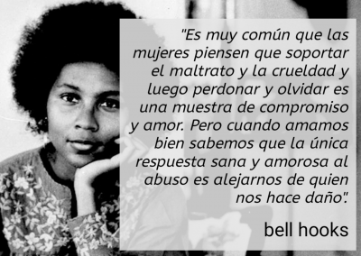 amor y abuso bell hooks