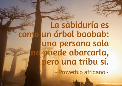 baobab y sabiduria