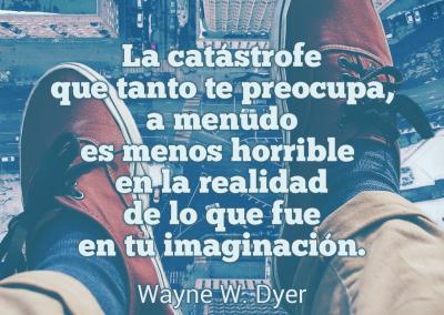 catastrofe en imaginacion