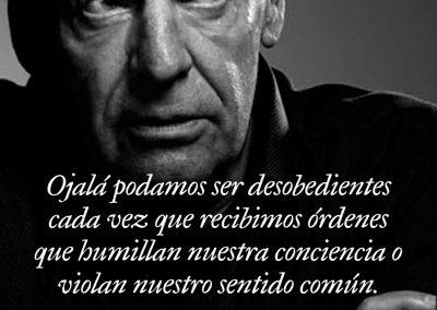 desobediencia Galeano