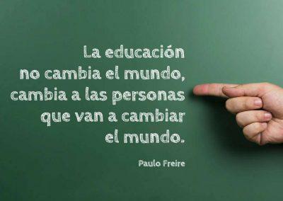 educacion personas y mundo