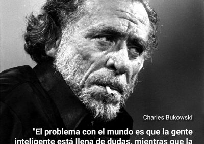 el problema Bukowski