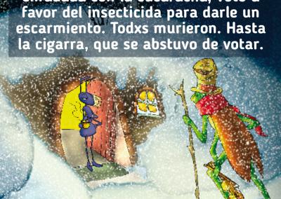 hormiga e insecticida