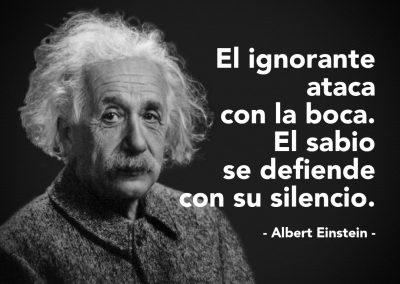 ignorante vs sabio