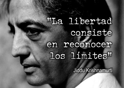 libertad Krishnamurti