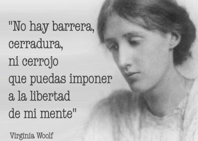 libertad Virginia Woolf